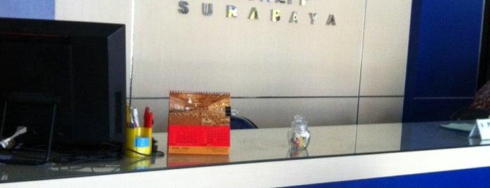 Pusat Penelitian dan Pengembangan Sistem Kebijakan Kesehatan is one of Government of Surabaya and East Java.