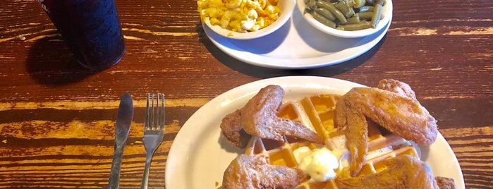 Kiki's Chicken and Waffles is one of Columbia SC.