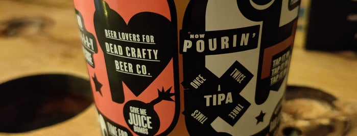 The Dead Crafty Beer Company is one of Uk.