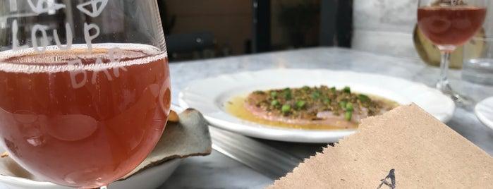 Loup Bar - Vinos Vivos / Cocina De Temporada is one of Mexico City Todo.