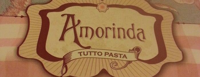 Amorinda is one of Cosas!.