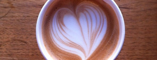 Piccino Coffee Bar is one of SF Coffee.