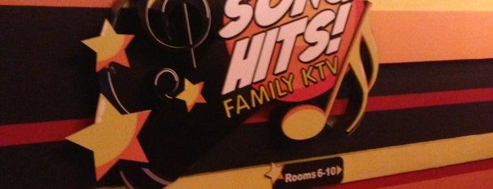 Song Hits! Family KTV is one of Cebu Nightlife PI.