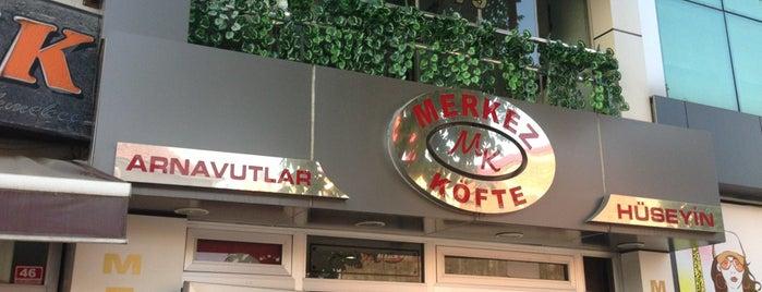 Merkez Köftecisi is one of Mehmet 님이 좋아한 장소.
