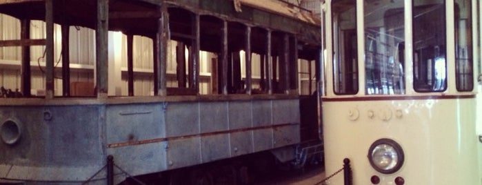 National Capital Trolley Museum is one of 20 of the Best off the Beaten Path Museums in D.C..