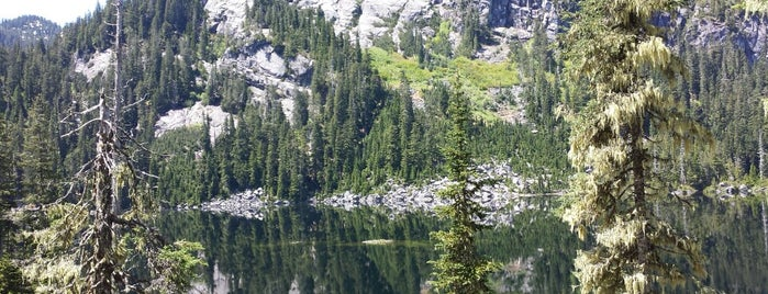 Dorothy Lake is one of Camping/Hiking in Western Washington.