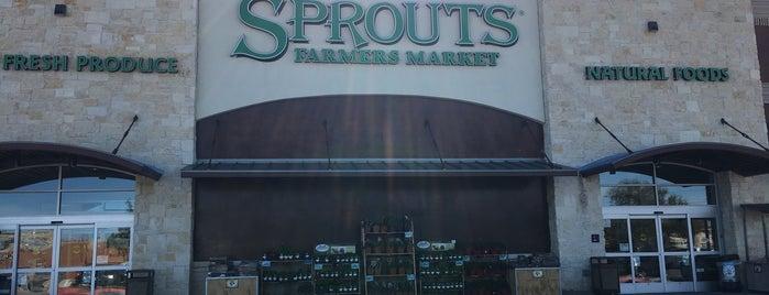 Sprouts Farmers Market is one of Tempat yang Disukai Sam.