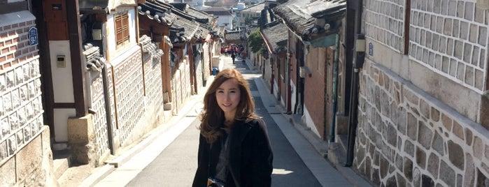 Bukchon Hanok Village is one of seoul.
