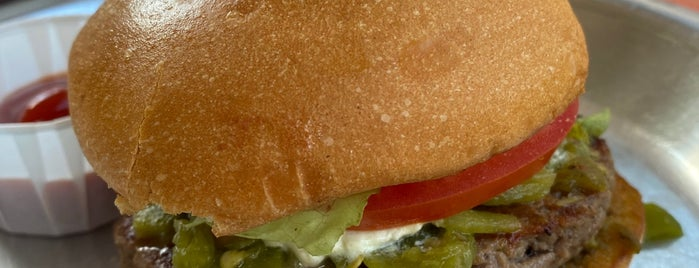 Rodeo Goat is one of * Gr8 Burgers—Juicy 1s In The Dallas/Ft Worth Area.