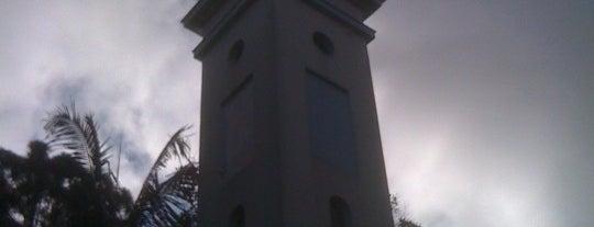 Paróquia Nossa Senhora de Guadalupe is one of Tempat yang Disukai Nicee.