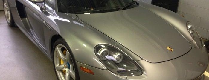 Porsche Atlanta Perimeter is one of Posti che sono piaciuti a Diana.