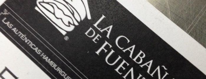 La Cabaña de Fuentes is one of Berenice 님이 좋아한 장소.