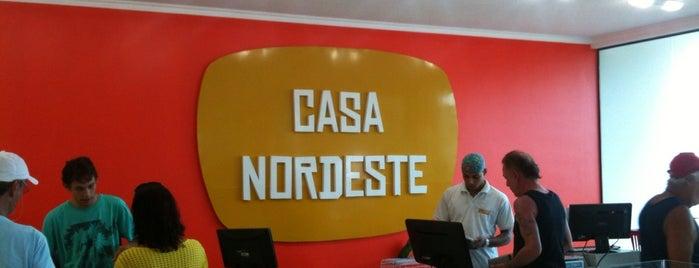 Casa Nordeste is one of Locais curtidos por Rômulo.