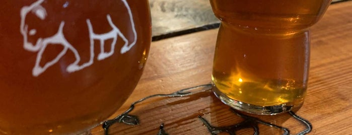 Red Bear Brewing Co is one of 🍺 Pub Pass: DC.