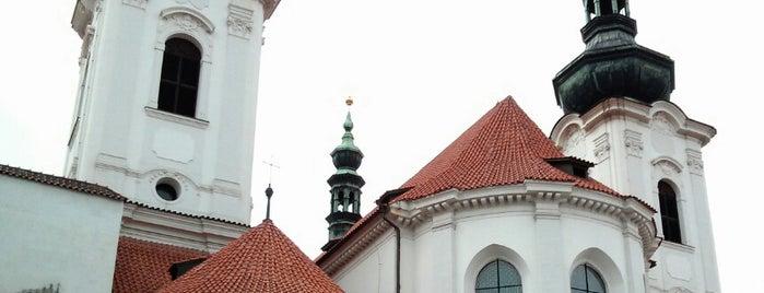 Strahovský klášter | Strahov Monastery is one of Praha - Prague - Praga.