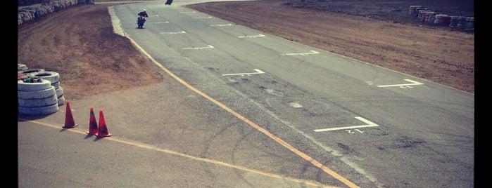Autodromo Pacific Sport is one of por ir.