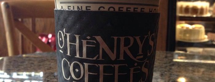 O'Henry's Coffees is one of Posti che sono piaciuti a Christy.