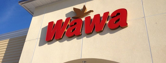 Wawa is one of Nickさんのお気に入りスポット.