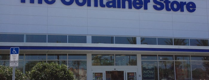 The Container Store is one of Michael : понравившиеся места.