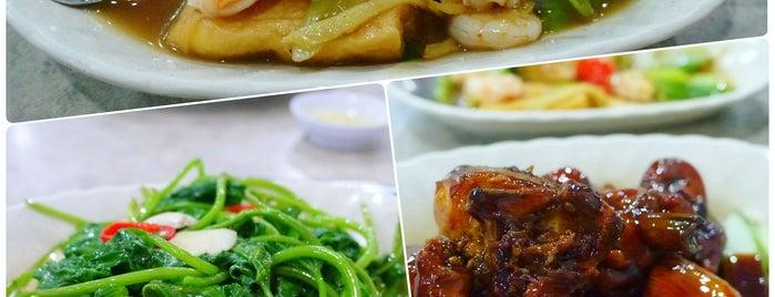 Sin Hup Kee Restaurant is one of Bin 님이 좋아한 장소.