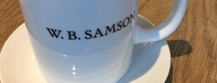 W. B. Samson is one of Oslo.