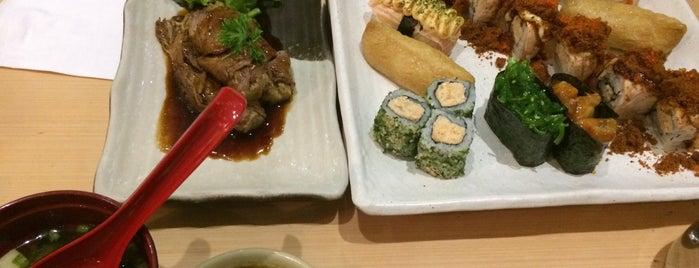 Sushi Tei is one of Tempat yang Disukai Uda Aank.