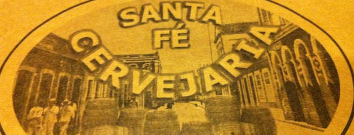Santa Fé Cervejaria is one of Cerveja.