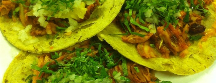 Taquería Los Parados is one of TACOS.