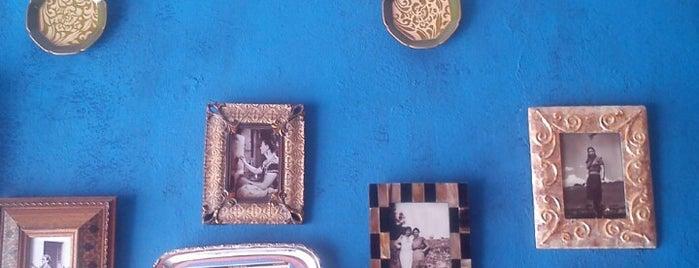 El Rincón de Frida is one of A futuro.