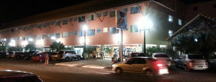 Shopping Amarração is one of Tempat yang Disimpan Dhyogo.