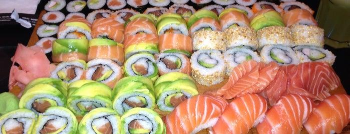 Akai Sushi is one of Posti che sono piaciuti a Felipe.