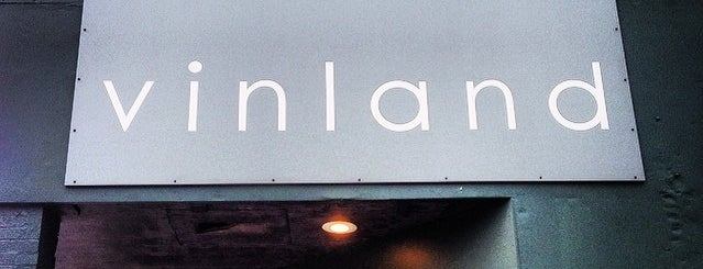 Vinland is one of Portland, Maine.