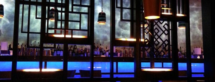 Hakkasan is one of Qatar.