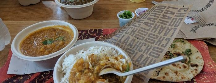 Choolaah Indian BBQ is one of Joshua : понравившиеся места.