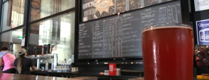 Coppertail Brewing Company is one of Best of St. Pete's.