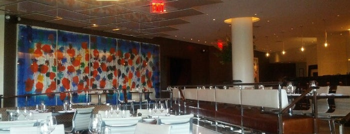 A Voce Columbus Restaurant is one of NYC Eat List.