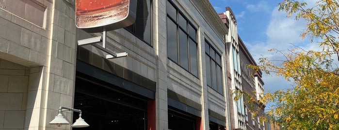 Masthead Brewing Co is one of Downtown Breweries.
