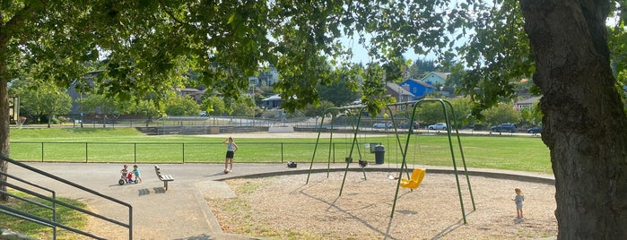 Lakewood Playground is one of Seattle's 400+ Parks [Part 2].