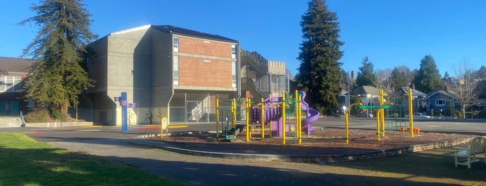 York Playground is one of Seattle's 400+ Parks [Part 2].