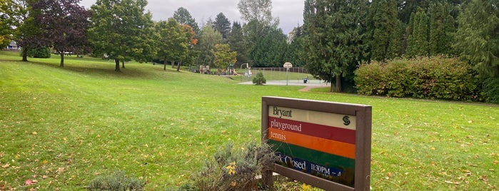 Bryant Neighborhood Playground is one of Seattle's 400+ Parks [Part 1].