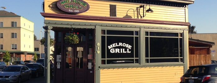 Melrose Grill is one of Renton Hot Spots!.