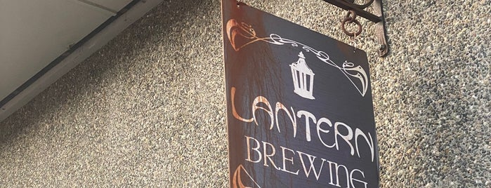Lantern Brewing is one of Jeremy's Saved Places.