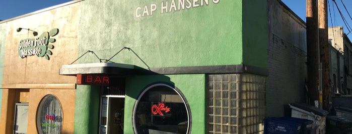 Cap Hansen's is one of Locais curtidos por Dave.