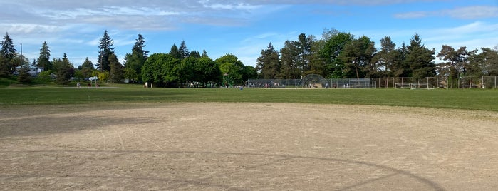 E.C. Hughes Playground is one of Seattle's 400+ Parks [Part 2].