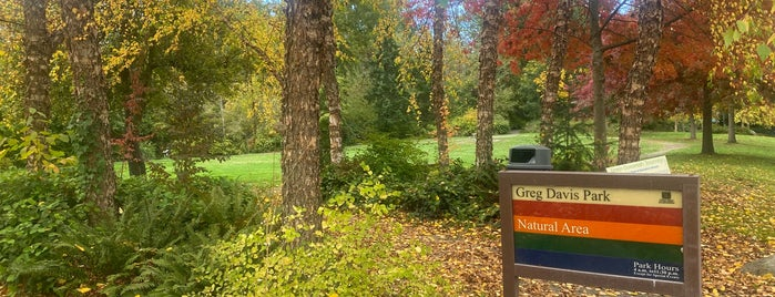 Greg Davis Park is one of Seattle's 400+ Parks [Part 2].