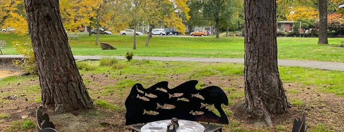 Beer Sheva Park is one of Seattle's 400+ Parks [Part 2].