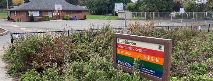 Hutchinson Playground is one of Seattle's 400+ Parks [Part 2].