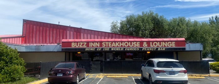 Buzz Inn Steakhouse Ellensburg is one of app check!!1.