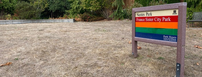 Nantes Park is one of Seattle's 400+ Parks [Part 1].