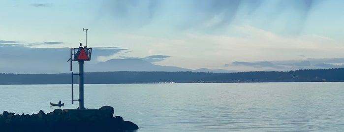 Eddie Vine Boat Ramp is one of Seattle's 400+ Parks [Part 2].